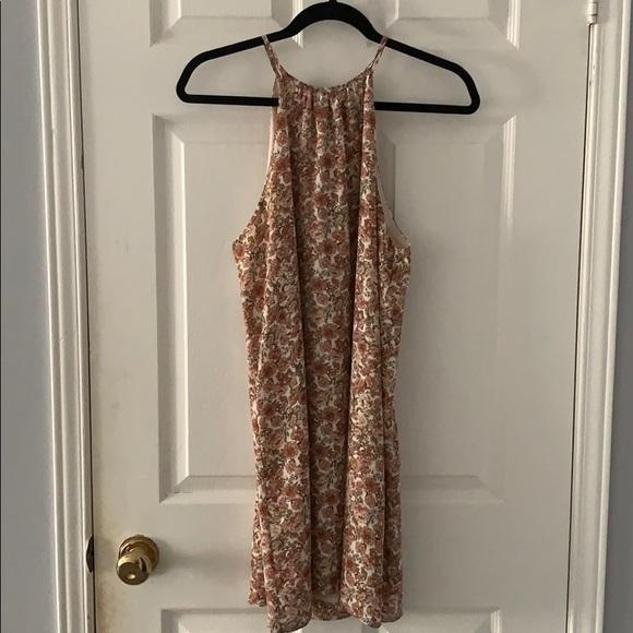Floral Sheet Dress